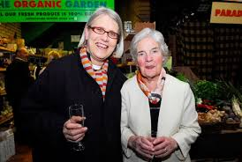 Famous Irish chef and founder of Ballymaloe House Myrtle Allen ...