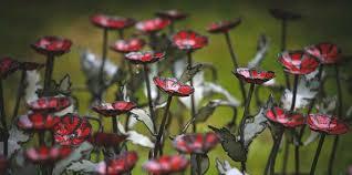 ironweed kiwiana garden art