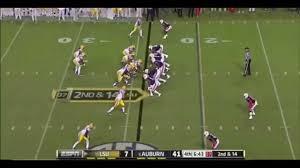 Auburn Defense vs LSU Offense 2014 ...