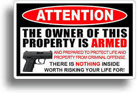 Amazon Com Second 2nd Amendment Handgun Pistol Warning Decal Sticker Gun By 215 Decals Arts Crafts Sewing