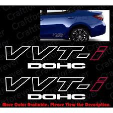 2 X Toyota Prius Window Decal Sticker Graphic Colour Choice Archives Midweek Com