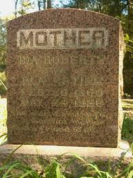 Mary Ida Roberts Epting (1860-1926) - Find A Grave Memorial