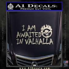 Mad Max Fury Road Valhalla Decal Sticker A1 Decals