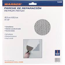 wall patch kit by warner at fleet farm