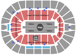 bok center tickets with no fees at