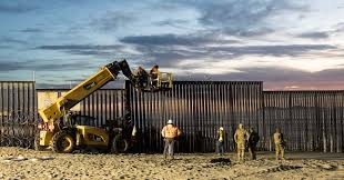 Dem Lawmaker Warns Whether You Call It A Fence Or A Wall Trump Is Winning On The Border Common Dreams News