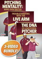 Pitching 101 3-Pack - Baseball -- Championship Productions, Inc.