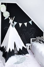 Black And White Kids Rooms My Paradissi