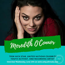 Activism and Song - Meredith O'Connor Interview | Interview ...