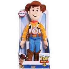 disney toy story 4 woody talking plush
