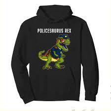police officer t rex dinosaur kids