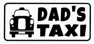 Funny Novelty Cute Tiger Blue Grandad S Taxi Speech Bubble Vinyl Car Sticker Auto Motorrad Teile Aufkleber Embleme Valtek Cl