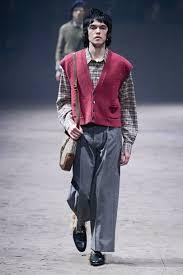gucci autumn winter 2020 menswear show