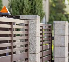 Modular Fence System Roma Classic Concrete Fences Producer Of Fences Posts Blocks And Hollow Bricks Jo Concrete Fence Wall Concrete Fence Classic Fence