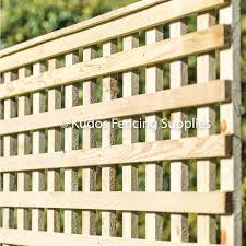 Privacy Trellis Panels Treated Buy Online Uk Delivery