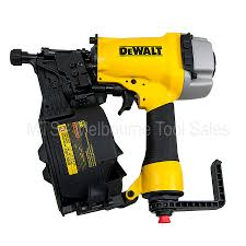 Dewalt 32mm 64mm Coil Nailer Nail Gun Ideal For Fencing