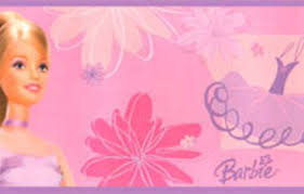 barbie wallpaper for walls on