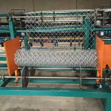 Fully Automatic Chain Link Fence Weaving Machine View Chain Link Fence Weaving Machine Baochuan Product Details From Anping Baochuan Wire Mesh Products Co Ltd On Alibaba Com
