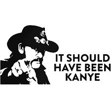 Lemmy Kilmister Should Have Been Kanye Decal