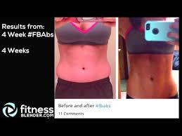 fitness blender before after pictures
