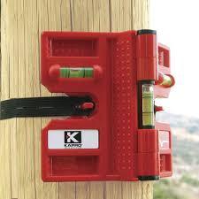 Kapro 7 1 2 Postrite Magnetic Post Level At Menards