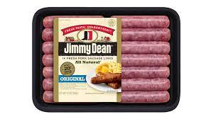 fresh pork sausage links premium and