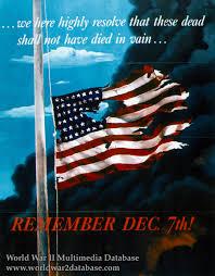 remember dec th the world war ii multimedia database