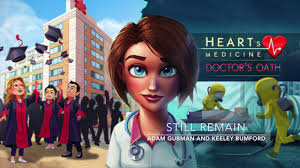 Still Remain - Heart's Medicine Doctor's Oath (HM4) - Adam Gubman ...
