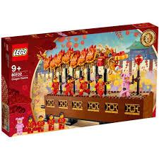 CÓ SẴN] LEGO 80102 Dragon Dance Giá Rẻ Chính Hãng – UNIK BRICK