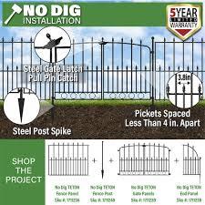 3 4 X 41 Teton Fence Post At Menards