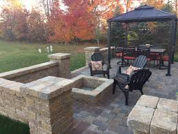 good time to install a paver patio