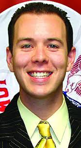 Dustin Cox to seek Ward 3 Waterloo City Council seat   Political News    wcfcourier.com