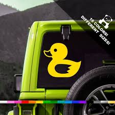 50 Off Bath Duck Car Vinyl Decal Bathtub Duck Window Or Etsy