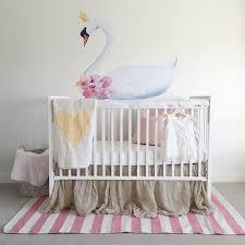 Swan Princess Wall Decal Swan Wall Sticker Project Nursery