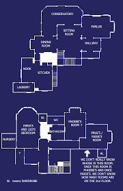 the charmed house floorplan this was