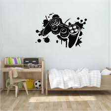 Choose Your Weapon Wall Decal Gamer Room Decor Video Art Computer Geek Gifts Home Decoration Kids Boys Room Gift Yt1913 Buy At The Price Of 5 98 In Aliexpress Com Imall Com