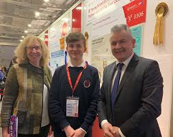 Skerries Student Adam Kelly Wins The BT Young Scientist Award 2019 - ddletb