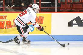 Canucks Prospect Adam Gaudette is Dominating College Hockey