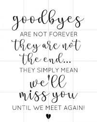 heart touching goodbye quotes etandoz