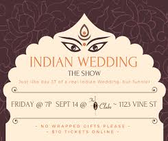 indian wedding in los angeles at three