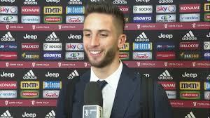 Intervista Rodrigo Bentancur post Juventus-Roma 3-1 COPPA ITALIA ...