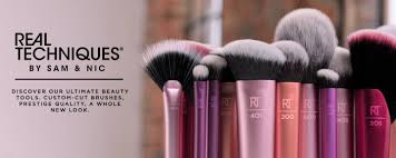 makeup brush sets real techniques