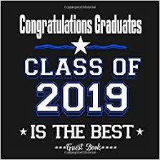 congratulations graduates class of is the best guest book