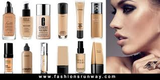 makeup for bination skin type