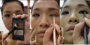 tutorial make up ala bintang korea
