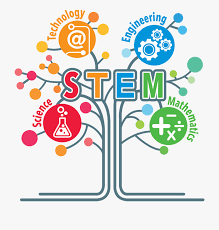 Stem Clipart Science Technology - Stem Logo , Transparent Cartoon ...