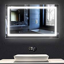 bathroom mirror for dressing table and