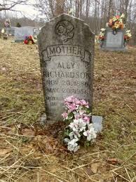 "Adeline ""Aley"" Richardson (1886-1956) - Find A Grave Memorial"