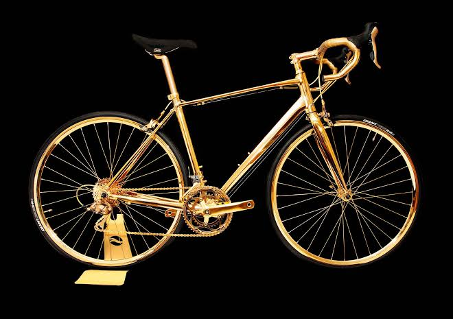 Most expensive bicycles in the world