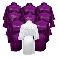 usa seller bridesmaid robes